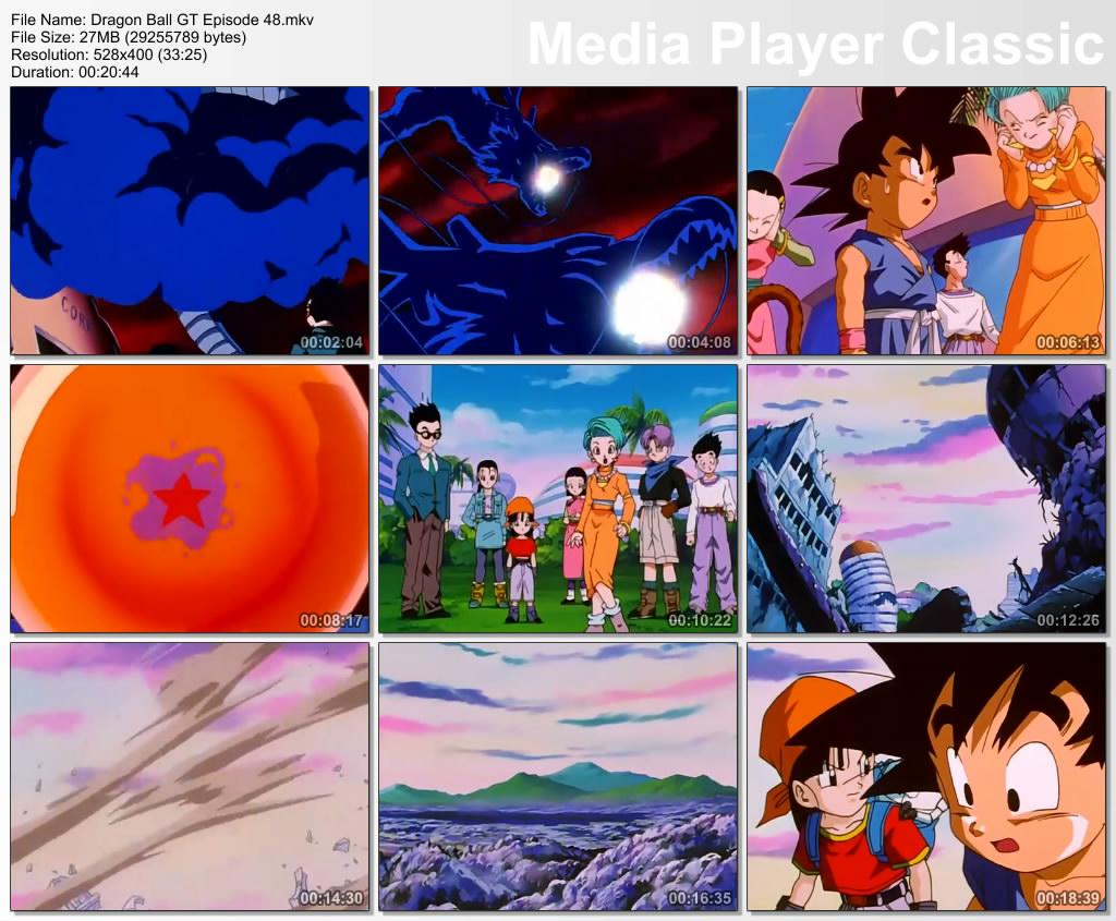 Pada Film / Anime Dragon Ball GT Episode 48 Bahasa Indonesia ini