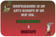 Bloggers Of The Year, Arcticstar8404 and Lostfairy! (2018)