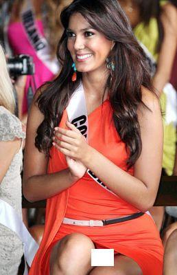 María Catalina Robayo Vargas, Miss Colombia 2011  Picture 04