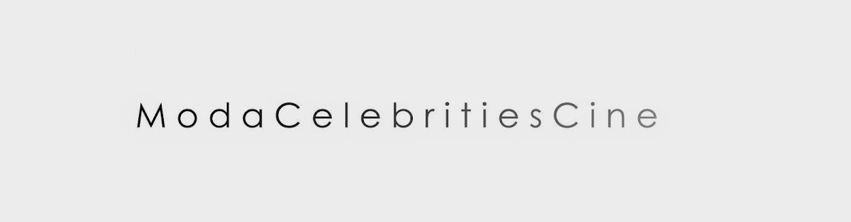 Moda Celebrities Cine