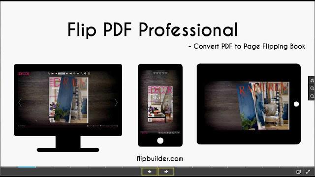 FlipBuilder Flip PDF Free License Key Giveaway
