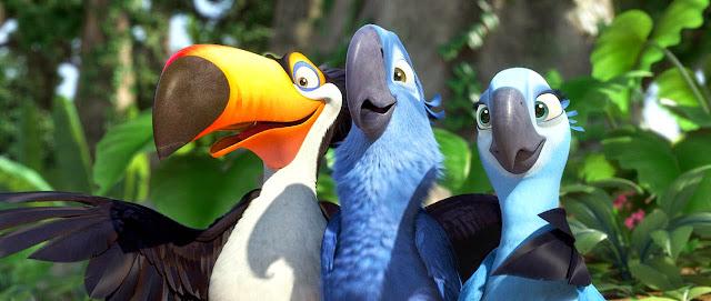 Rio 2 - Continuação da animação ganha teaser com cenas inéditas!