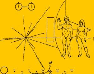 Что значит во Вселенной быть человеком? 02+-+plaque_voyager