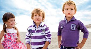 MODA INFANTIL MAYORAL PRIMAVERA VERANO 2011