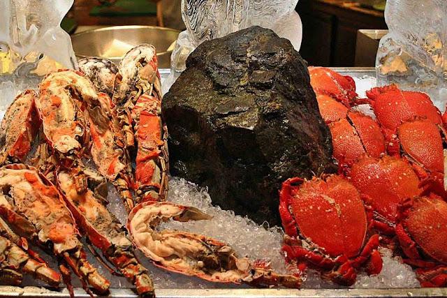 Makati Shangri-La's Circles' Seafood Market