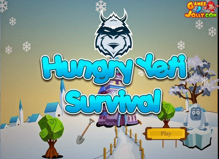 Hungry Yeti Survival