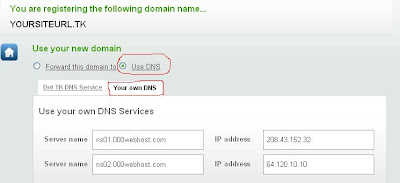 How to get free domain and web hosting