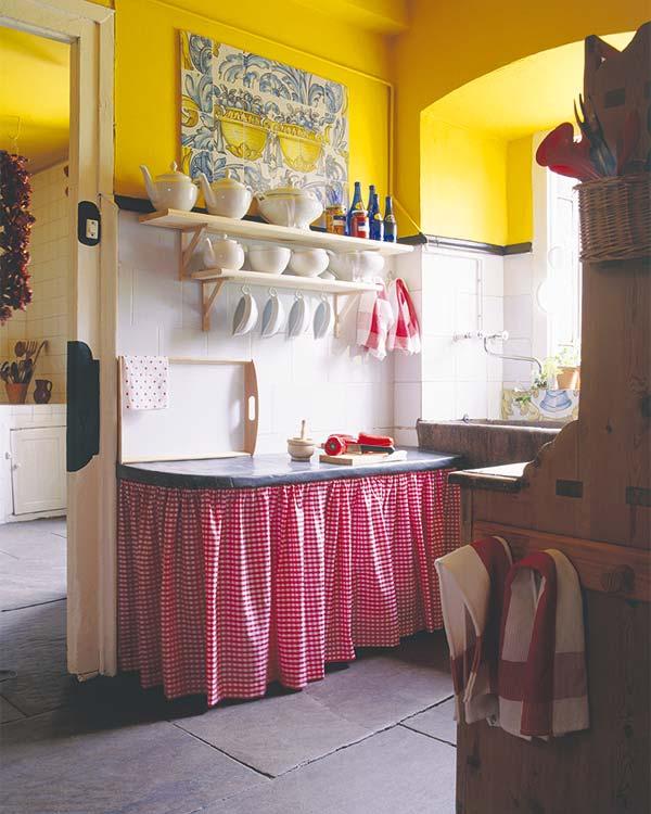 Blancoroto tu otra casa de verano - Baldas para cocina ...
