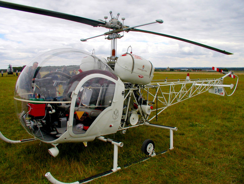 Huey Helicopter For Sale >> Jet Airlines: Bell 47 helicopter