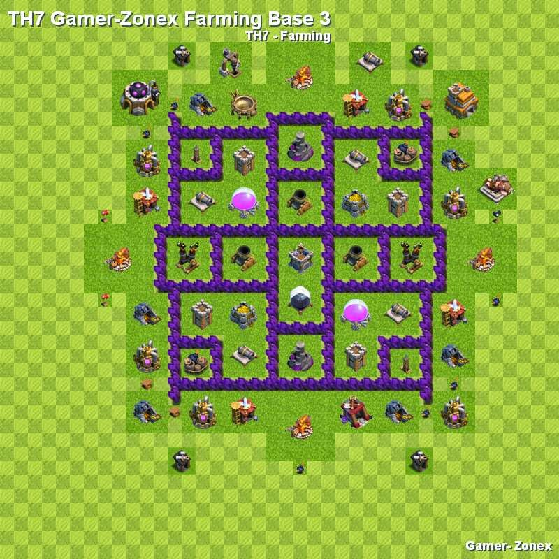 TH7 Gamer-Zonex Farming Base 3