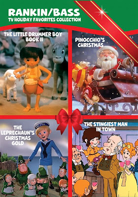 Rankin/Bass Holiday Collection