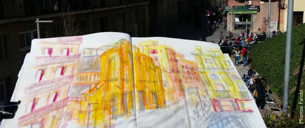 Urban Sketchers Barcelona