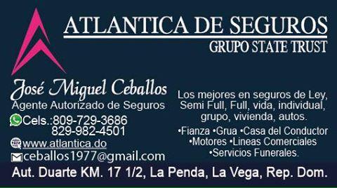 ATLANTICA DE SEGUROS