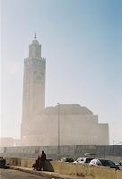 A II Hassan mecset, ahogy először megpillantottam