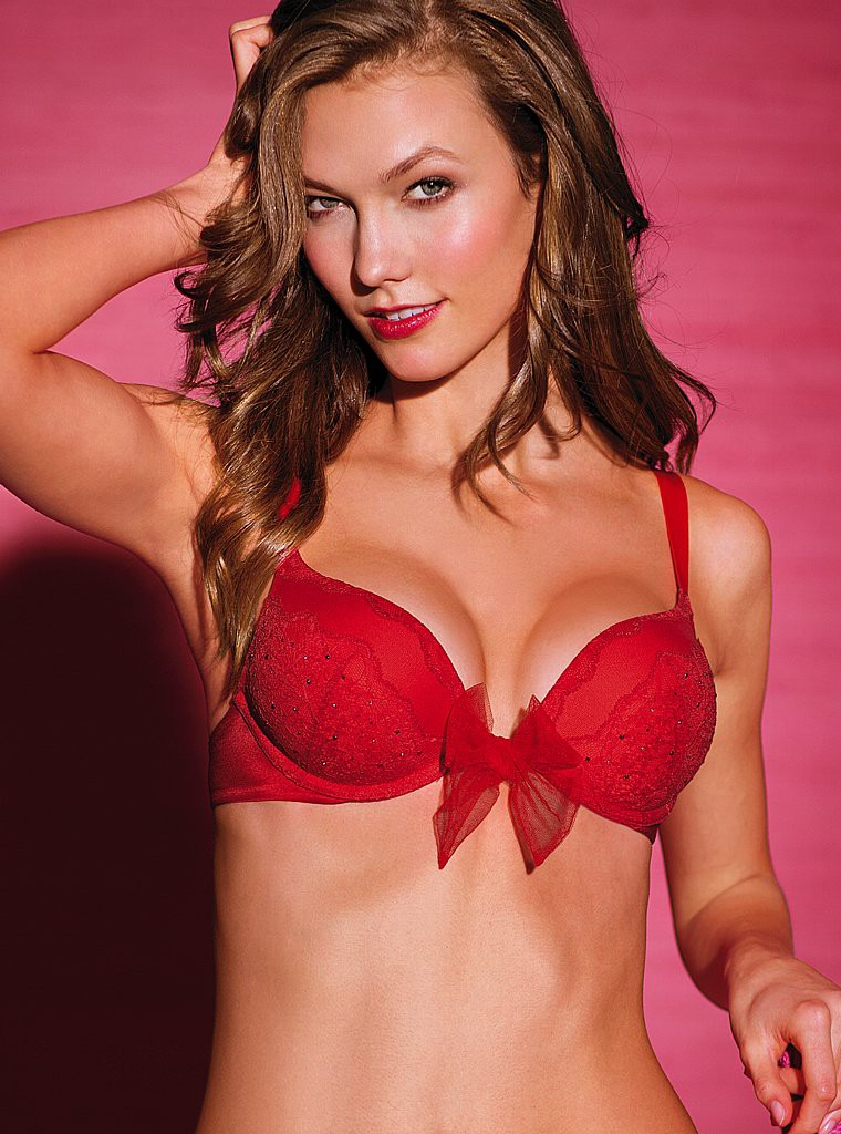 Karlie Kloss – Victoria's Secret Lingerie Photoshoot