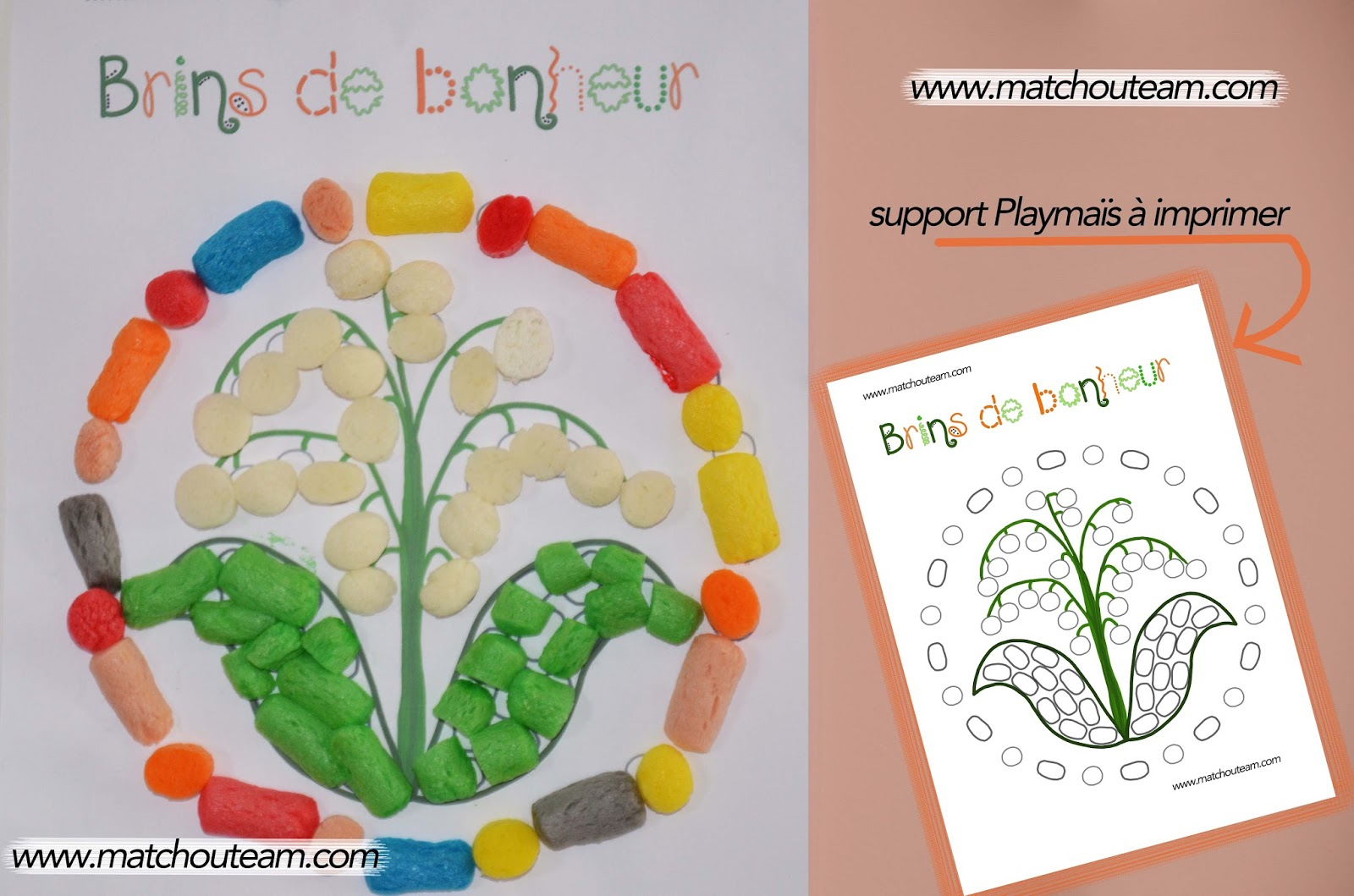 support playmaïs