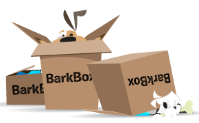 Help me earn BarkBoxes for MolliePup!