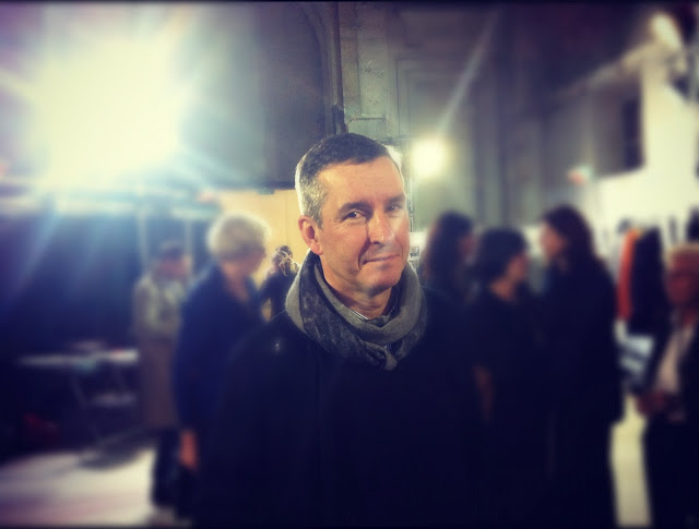 tadziomagazine DRIES VAN NOTEN FALL WINTER 2012 2013 BACKSTAGE PARIS MENS FASHION WEEK