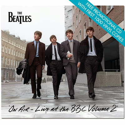 """Live At The BBC Vol.2"" terá edição limitada LP + CD"