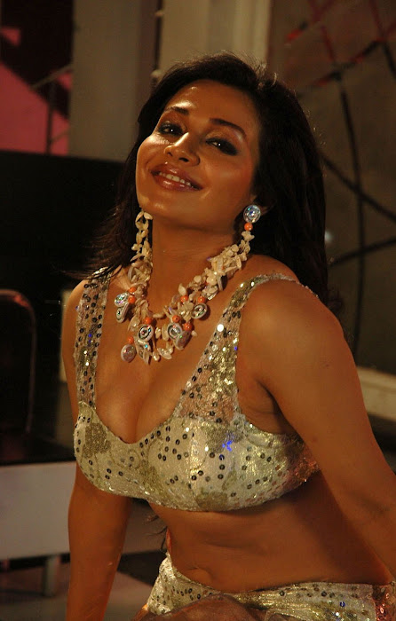 asha saini cleavege glamour  images