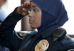 Young Somali-American make History, Becomes First Somali Female Police Officer In Minnesota