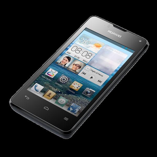 Smartphone con Android de Huawei, Ascend Y300