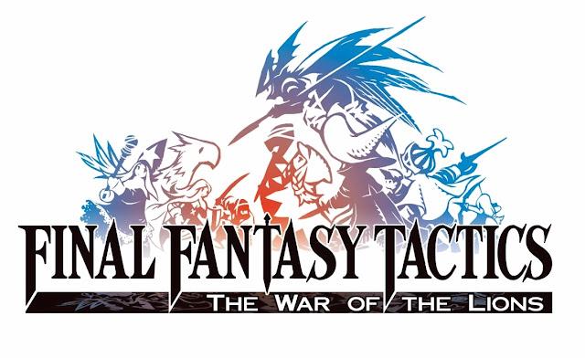 Final Fantasy Tactics logo