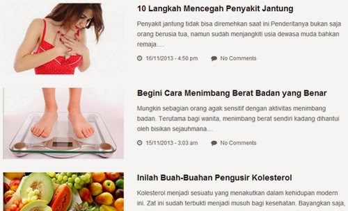 Category Health - KlikGaul.com - CLICK DI BLOGSPOT