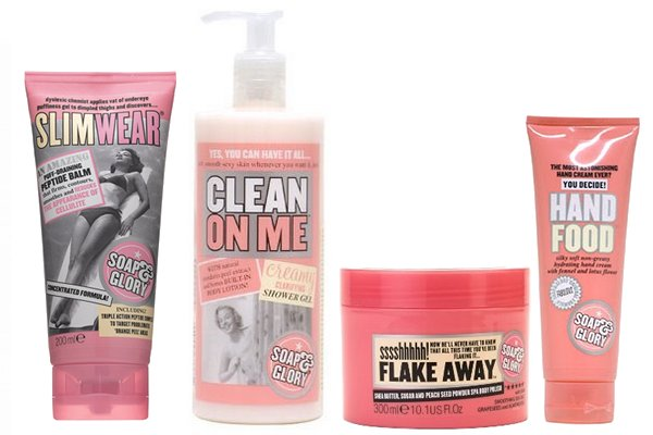 Soap & Glory - Yay or Nay?
