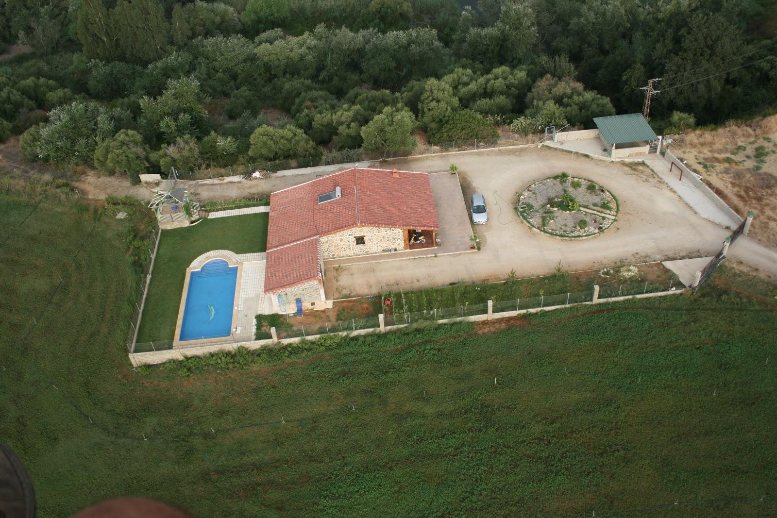 Alquiler rural casa independiente for Casa rural con piscina independiente