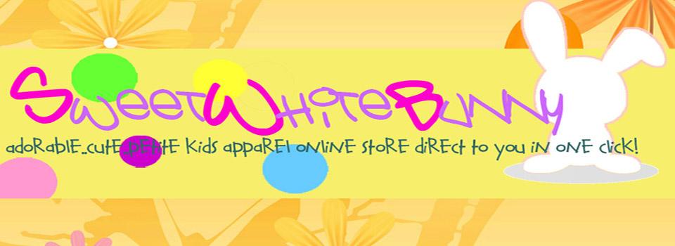 Sweet White Bunny