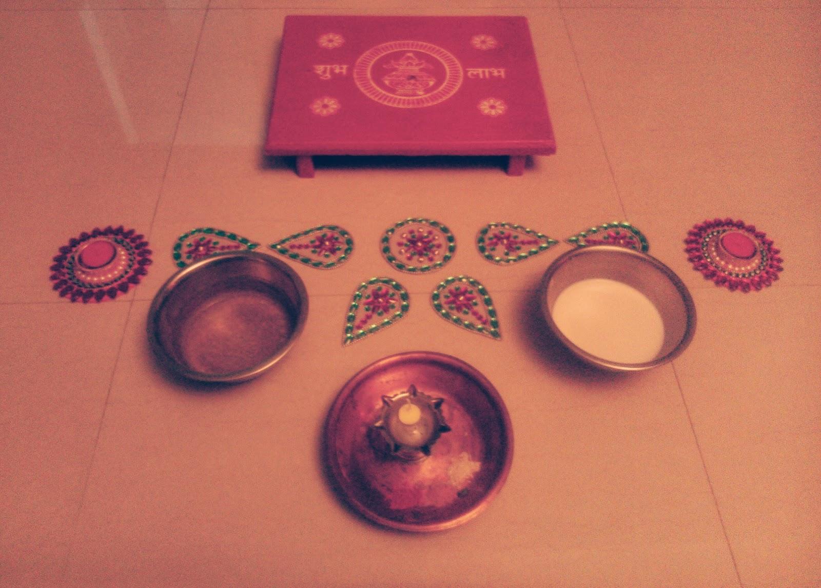 Diwali Traditions