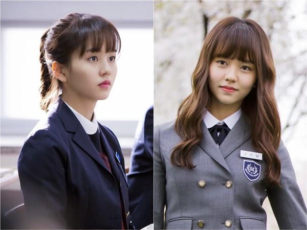 Hasil gambar untuk Go Eun Byul/ Lee Eun Bi (School 2015)