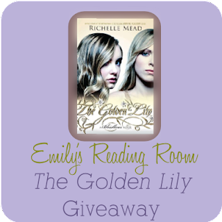 The Golden Lily by Richelle Mead Giveaway