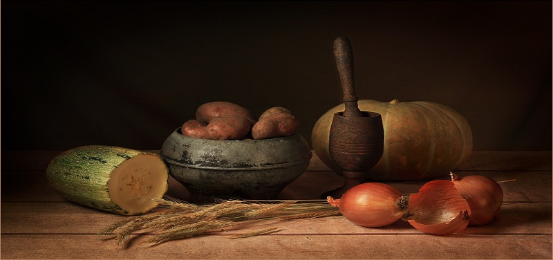 30 beautiful examples of still life photography