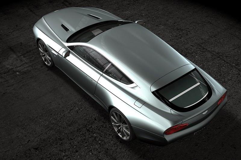 Aston Martin Virage Zagato