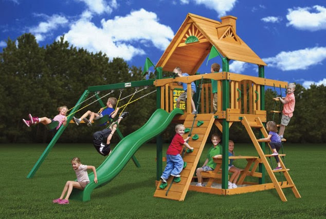 Residential-Playgrounds