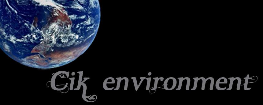 Cik Environment