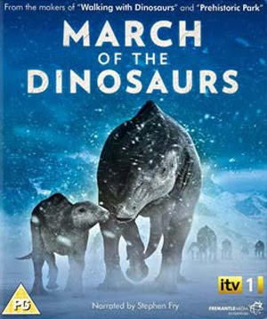 Phim March Of The Dinosaurs - March Of The Dinosaurs
