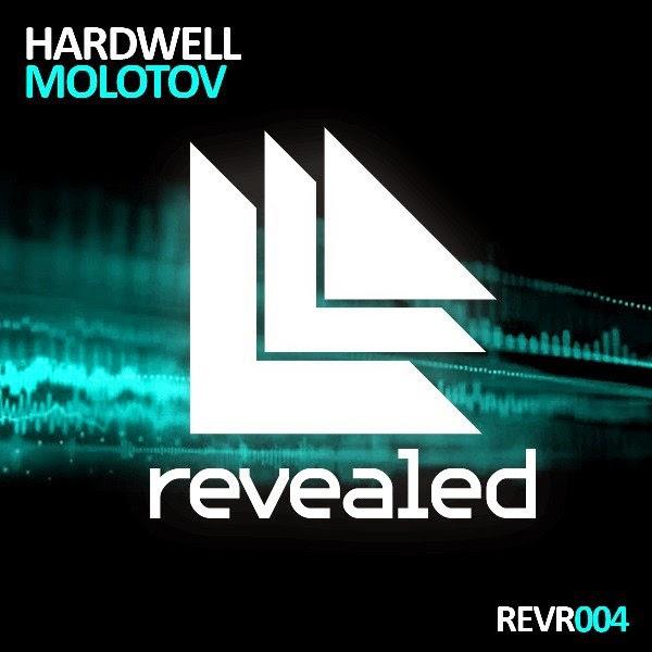 Hardwell - Molotov - EP Cover