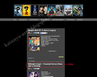 Cara Download Film Movies Dengan Ganool Free