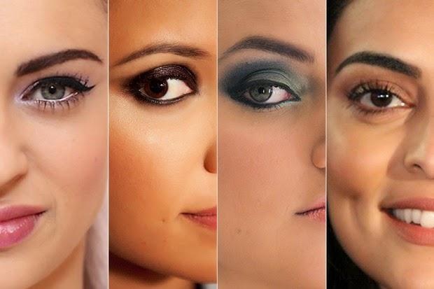Com a combinação certa e bom gosto sempre qualquer cor de sombra pode cair bem na maquiagem. Mas, dependendo da cor dos olhos, existem os tons capazes de valorizar a beleza natural de cada rosto