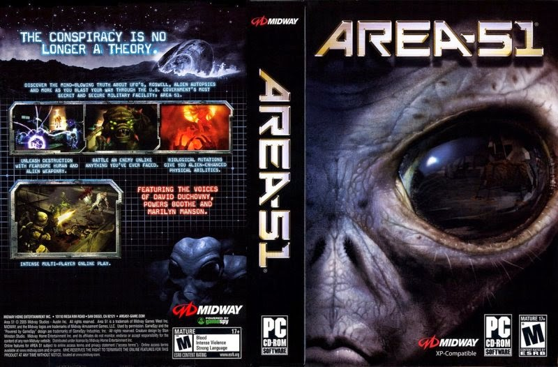 Download Game FPS Area 51 PC