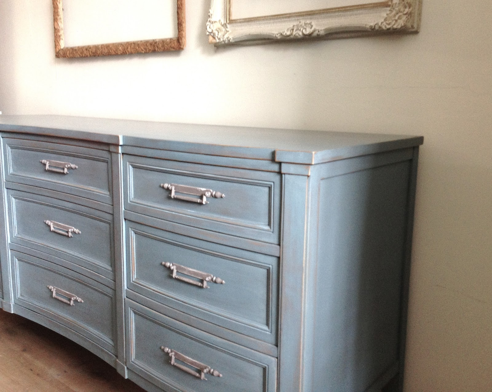 Superbe This Piece Of Furniture Did Not Need A Bright Coat Of Paint Or Flashy Knobs  To Make It Stand Out. It Offers An Abundance Of Storage In Beautifully  Lined And ...