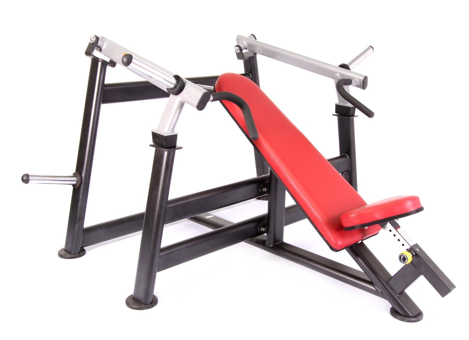 Nuevas maquinas de musculacion ffittech for Maquinas de musculacion