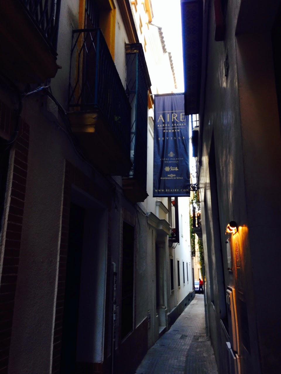 Aire De Sevilla Baños Arabes | Banos Arabes Aire De Sevilla A La Ultima Life Style Tratamientos