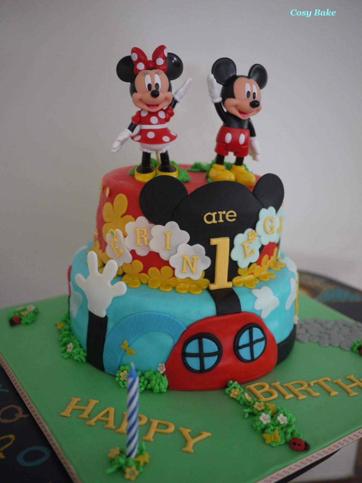Fondant House Cake Tutorial