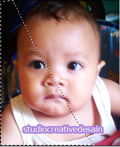 tutorial edit foto : cara membuat efek kertas robek dengan photoshop ...