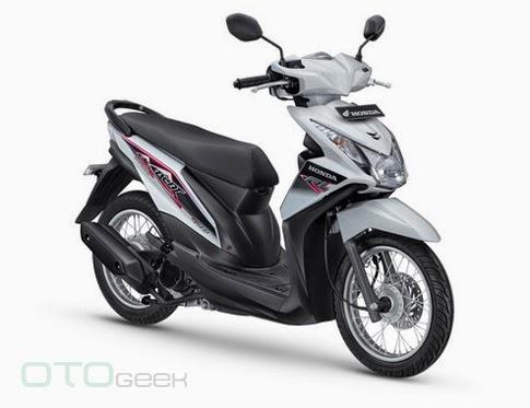 Honda BeAT 110 Fi SW Putih