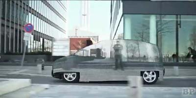 Mercedes Tembus Pandang
